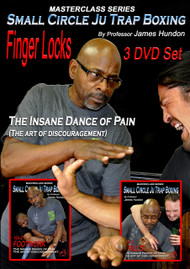SMALL CIRCLE JU TRAP BOXING - 3 DVDs Set (Vol-1, 2 & 3)