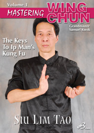 WING CHUN - VOL. 1 Siu Lim Tao (Little Idea)