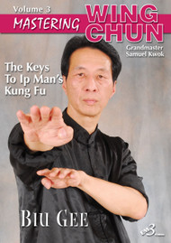 WING CHUN - VOL. 3 - Biu Gee (Thrusting Fingers)