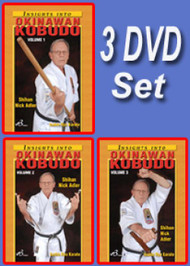 INSIGHTS INTO OKINAWAN KOBUDO (3 DVD Set) Special
