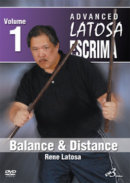 ADVANCED LATOSA ESCRIMA - Vol. 1 by Rene Latosa