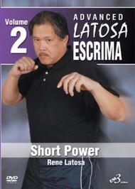 ADVANCED LATOSA ESCRIMA - Vol. 2 by Rene Latosa