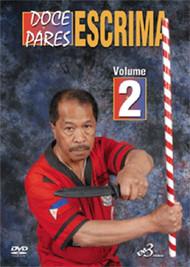 DOCE PARES ESCRIMA- Vol. 2  By Alfredo Bandalan