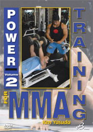POWER TRAINING for MMA-2  By Ken Yasuda