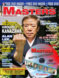 2007 SUMMER ISSUE MASTERS MAGAZINE & FRAMES VIDEO