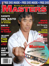 2007 WINTER ISSUE MASTERS MAGAZINE & FRAMES VIDEO