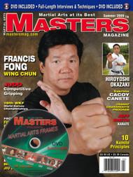 2009 SUMMER ISSUE MASTERS MAGAZINE & FRAMES VIDEO