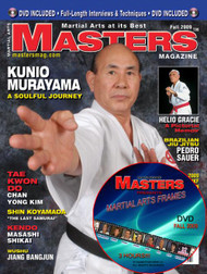 2009 FALL ISSUE MASTERS MAGAZINE & FRAMES VIDEO