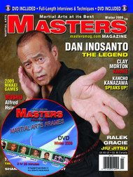 2009 WINTER ISSUE MASTERS MAGAZINE & FRAMES VIDEO