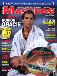 2010 FALL ISSUE MASTERS MAGAZINE & FRAMES VIDEO
