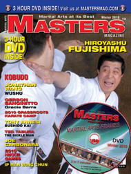 2010 WINTER ISSUE MASTERS MAGAZINE & FRAMES VIDEO
