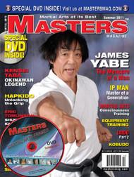 2011 SUMMER ISSUE MASTERS MAGAZINE & FRAMES VIDEO