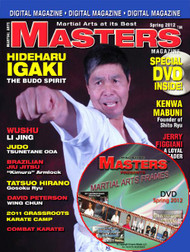 2012 SPRING ISSUE MASTERS MAGAZINE & FRAMES VIDEO