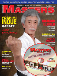 2012 FALL ISSUE MASTERS MAGAZINE & FRAMES VIDEO