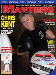 2015 WINTER ISSUE MASTERS MAGAZINE & FRAMES VIDEO