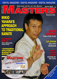 2016 SPRING ISSUE MASTERS MAGAZINE & FRAMES VIDEO