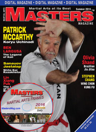 2016 SUMMER ISSUE MASTERS MAGAZINE & FRAMES VIDEO