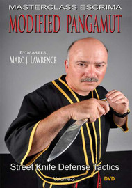 MODIFIED PANGAMUT ESCRIMA (Vol-2) By Master Marc J. Lawrence