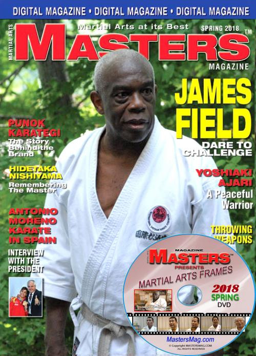 Masters Magazine 2018 Spring issue