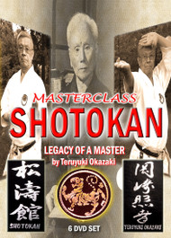 LEGACY of a MASTER - 6 Volume Set - By Teruyuki Okazaki (Video Set-Download)