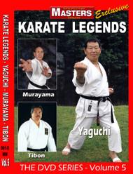 Karate Legacy Vol-5