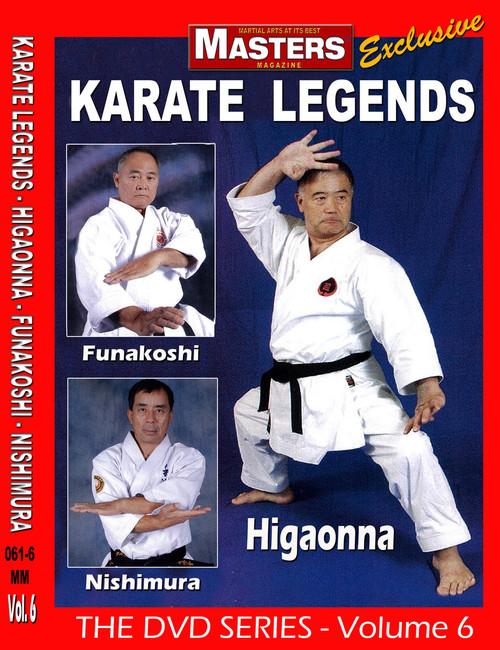 Morio Higaonna karate