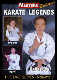Karate Legends Vol-7 featuring KANAZAWA- WEBER- IGAKI