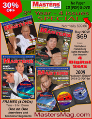 MASTERS Magazine - 2009 - 3rd Year 4 Issues (Digital) SPECIAL 30% OFF)