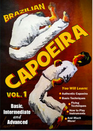 CAPOEIRA - VOL-1 (Basic, Intermediate & Advance)