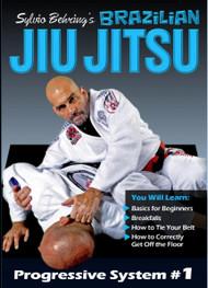 Sylvio Behring Brazilian Jiu Jitsu Progressive System Volume 1
