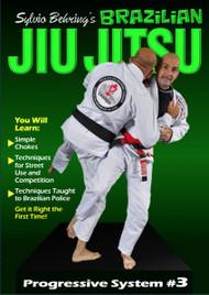 Sylvio Behring Brazilian Jiu Jitsu Progressive System Volume 3