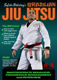 Sylvio Behring Brazilian Jiu Jitsu Progressive System Volume 4
