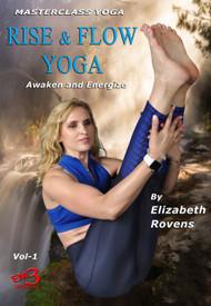 YOGA for EVERY BODY Vol-1 RISE & FLOW YOGA - Awaken & Energize