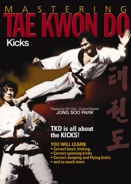 Mastering Tae Kwon Do (6 DVD Set) By GM Jong Soo Park