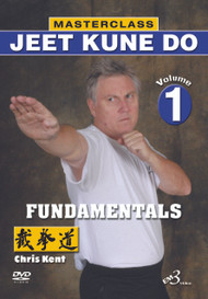JEET KUNE DO - DVD Set Vols.1 - By Chris Kent