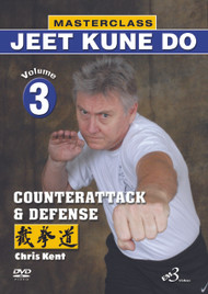 JEET KUNE DO - DVD Set Vols.3 - By Chris Kent
