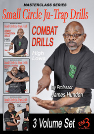 COMBAT SMALL CIRCLE JU-TRAP DRILL SERIES Vol-1-2-3 Set
