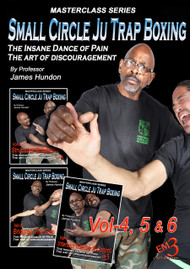 Vol-4-5-6 (3 Volume Set) - Small Circle Ju Trap Boxing