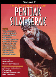 PENTJAK SILAT SERAK (DVD Vol-2) INDONESIAN MARTIAL ARTS - Grappling