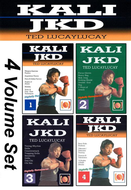 4 dvd set