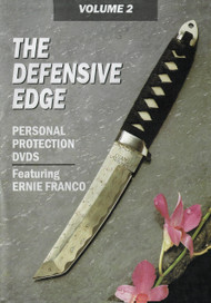 ERNIE FRANCO FILIPINO MARTIAL ARTS DEFENSIVE EDGE KNIFE FIGHTING TACTICS (Vol-2)
