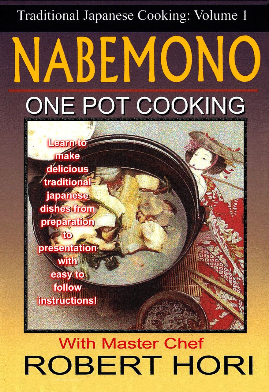 japanese onepot cookery