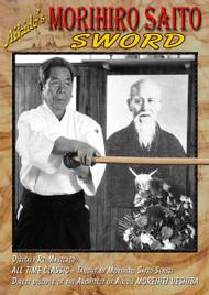 Aikido's Morihiro Saito - Sword