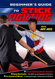 Beginner's Guide To Stick Fighting Vol-2 By Jeff Jeds