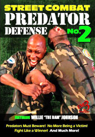 "Street Combat Predator Defense Vol-2 by Willie ""The Bam"" Johnson"