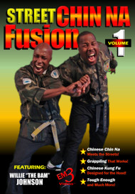 "Street Chin Na Fusion Vol-1 by Willie ""The Bam"" Johnson"
