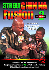 "Street Chin Na Fusion Vol-2 by Willie ""The Bam"" Johnson"