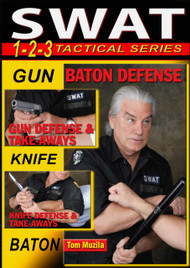 TACTICAL SERIES VOL.1-2-3 Volume Set By Tom Muzila