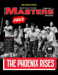 MASTERS Magazine SPECIAL EDITION (FREE) Spring 2019