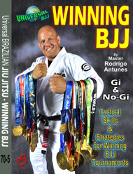 WINNING BJJ - Tactical Skills & Strategies for Winning BJJ Tournaments